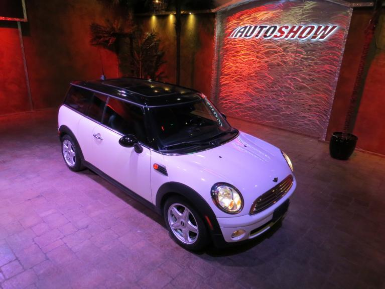 Used 2009 MINI Cooper Clubman *Sunroof!, Bluetooth, Htd. Seats!* for sale $9,955 at Auto Show Sales and Finance in Winnipeg MB