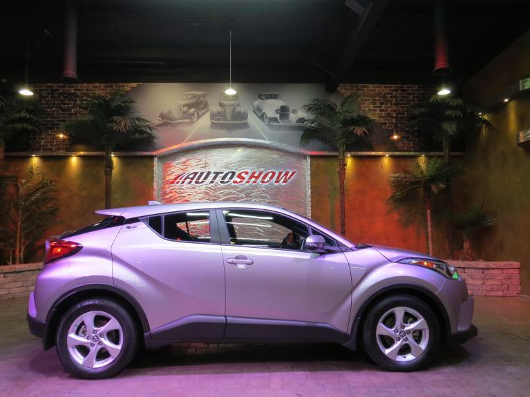 Used 2018 Toyota C-HR XLE - Htd Seats, B.Up Cam, Safety Sense for sale $22,900 at Auto Show Sales and Finance in Winnipeg MB R3Y 1G5 2