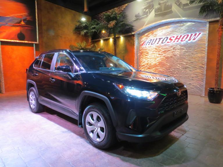 Used 2019 Toyota RAV4 LE *NEW GEN! Htd. Seats! AWD, LOW K!* for sale $29,443 at Auto Show Sales and Finance in Winnipeg MB