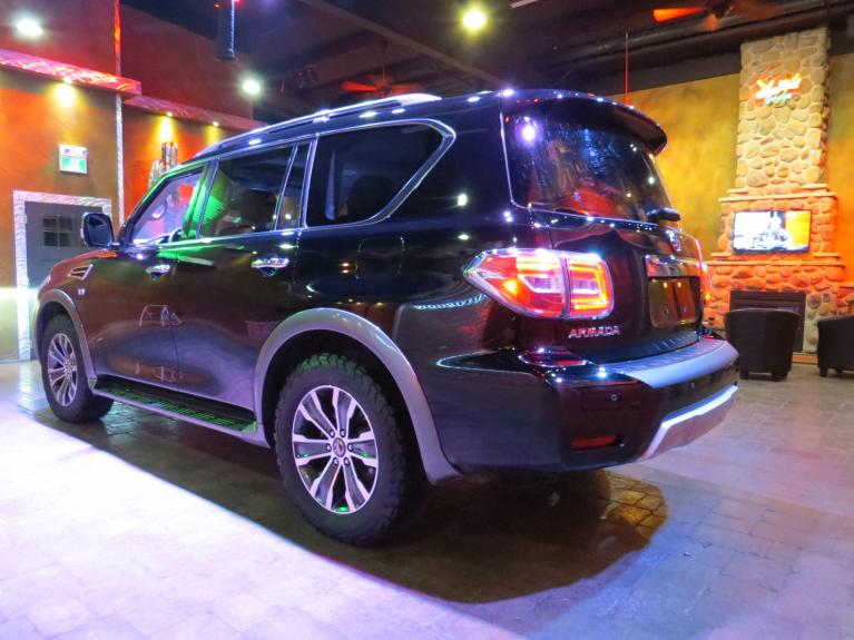 Used 2018 Nissan Armada ** TOTAL LUXURY!! BIG 8 PASSENGER SUV!! ** for sale $39,895 at Auto Show Sales and Finance in Winnipeg MB R3Y 1G5 2