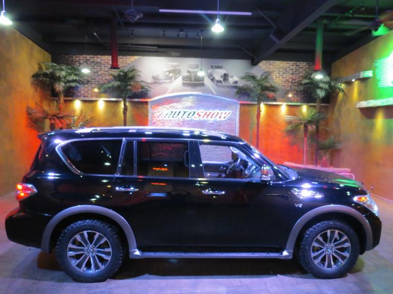 Used 2018 Nissan Armada ** TOTAL LUXURY!! BIG 8 PASSENGER SUV!! ** for sale $39,895 at Auto Show Sales and Finance in Winnipeg MB