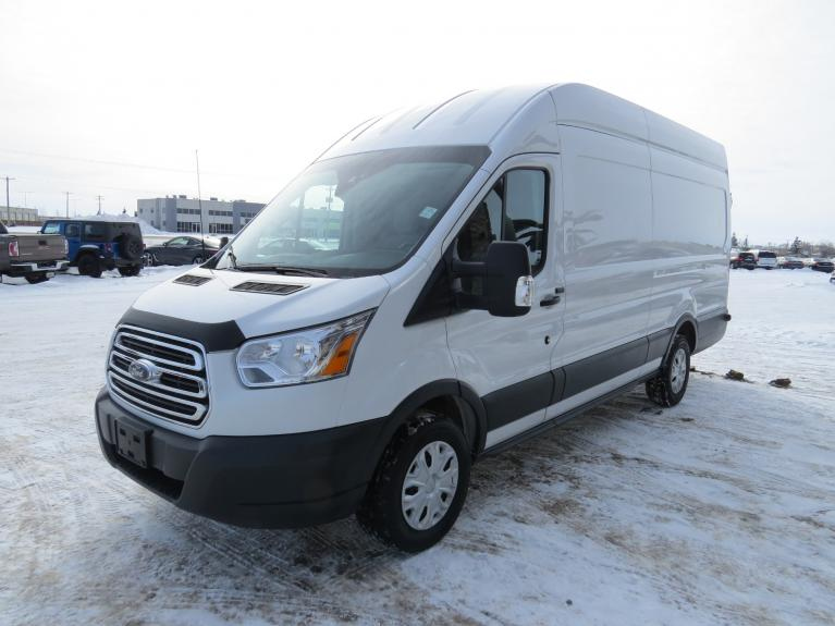 Used 2018 Ford Transit Van 250 High Roof 148-in. EL - Htd Seat! for sale $37,675 at Auto Show Sales and Finance in Winnipeg MB R3Y 1G5 2