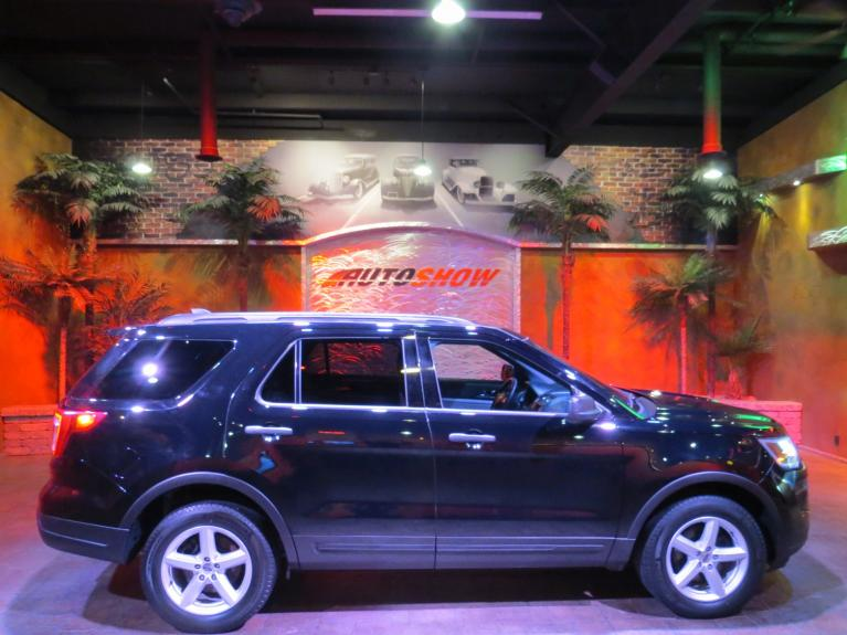Used 2018 Ford Explorer 4WD - 7 Pass, B.Up Cam, B.Tooth!! for sale $32,575 at Auto Show Sales and Finance in Winnipeg MB