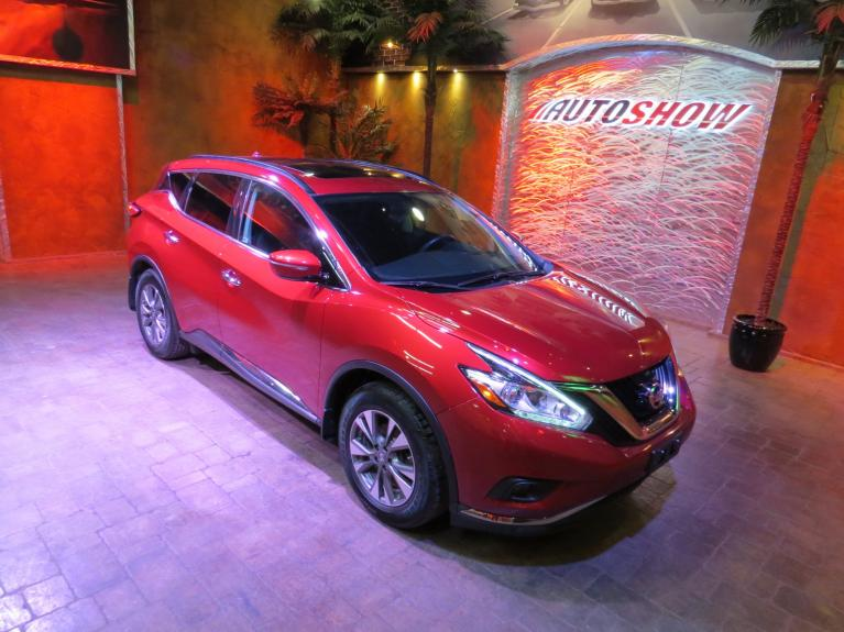 Used 2015 Nissan Murano SV AWD - Pano Roof, Nav, Htd Seats & Wheel! for sale $23,995 at Auto Show Sales and Finance in Winnipeg MB R3Y 1G5 2