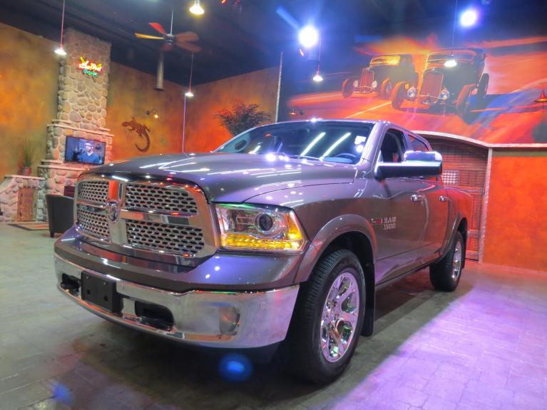 Used 2018 Ram 1500 ** NEW VEHICLE!! ** LARAMIE EcoDiesel for sale $44,600 at Auto Show Sales and Finance in Winnipeg MB