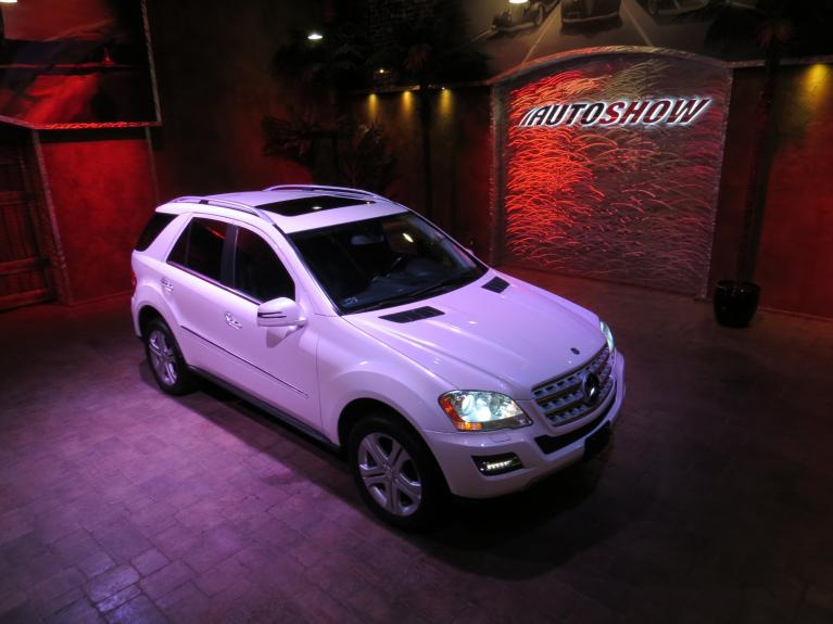 Used 2011 Mercedes-Benz M-Class ML 350 *Sunroof, Heated Lthr, Nav* for sale $19,633 at Auto Show Sales and Finance in Winnipeg MB