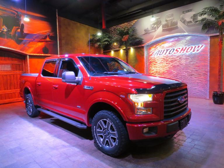Used 2015 Ford F-150 FX4 Crew - Htd Seats, Nav, KO2s, Tow Pkg!! for sale $27,588 at Auto Show Sales and Finance in Winnipeg MB