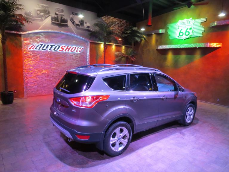 Used 2013 Ford Escape 4WD - Htd Leather, R.Start, & Navigation! for sale $16,895 at Auto Show Sales and Finance in Winnipeg MB