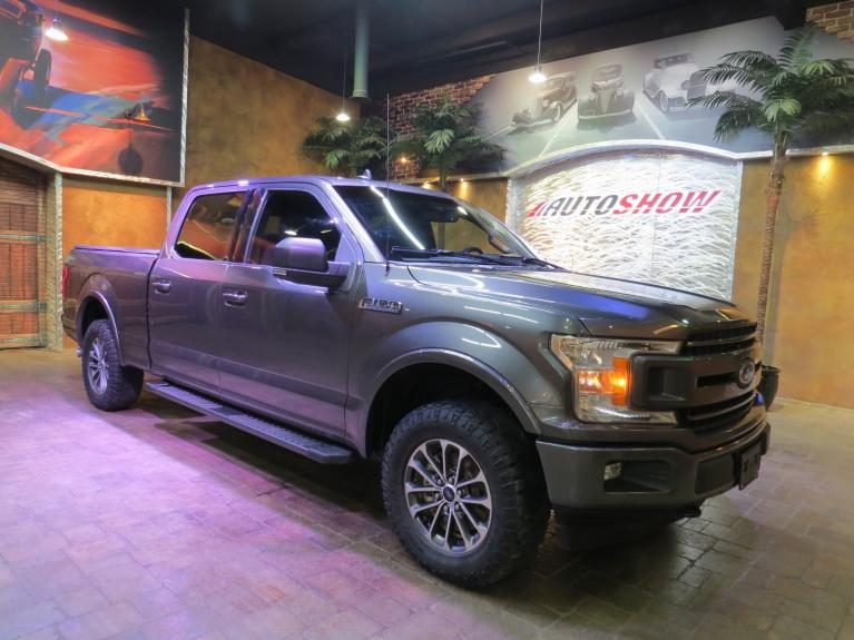 Used 2018 Ford F-150 Sport - 5.0L, 6.5 Box, Grphcs Pkg, Pano Roof, Htd Seats! for sale $33,575 at Auto Show Sales and Finance in Winnipeg MB R3Y 1G5 2