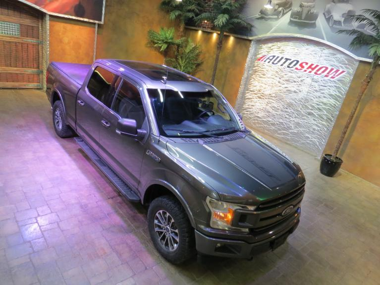 Used 2018 Ford F-150 Sport - 5.0L, 6.5 Box, Grphcs Pkg, Pano Roof, Htd Seats! for sale $33,575 at Auto Show Sales and Finance in Winnipeg MB R3Y 1G5 1