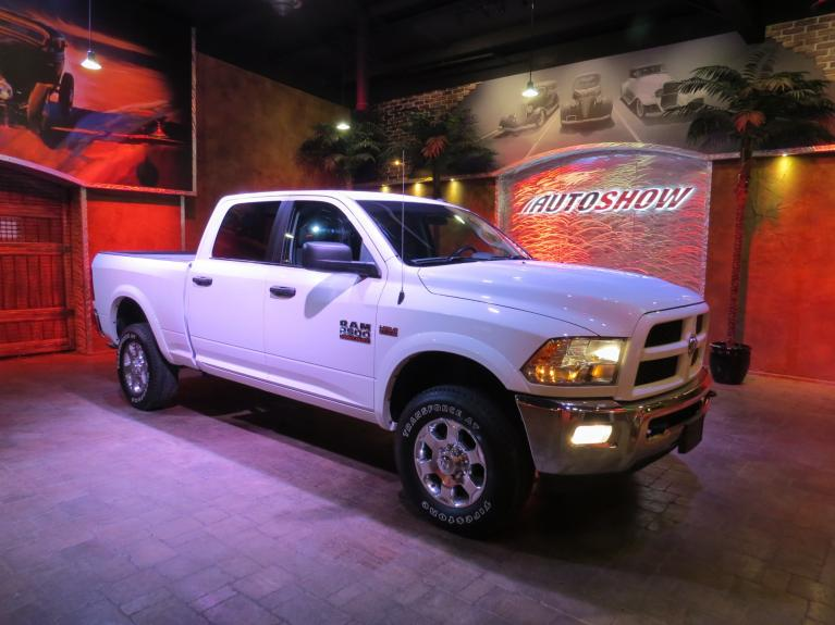 Used 2018 Ram 2500 SLT Crew Cab *LOW K, CLEAN 2500!* for sale $39,995 at Auto Show Sales and Finance in Winnipeg MB R3Y 1G5 1