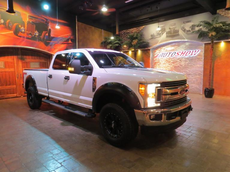 Used 2017 Ford Super Duty F-350 FX4 *8ft Box! Big Upgrades!!* for sale $44,800 at Auto Show Sales and Finance in Winnipeg MB