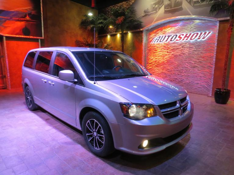 Used 2019 Dodge Grand Caravan GT - Pwr Sldrs, Htd Wheel & Lthr for sale $26,735 at Auto Show Sales and Finance in Winnipeg MB