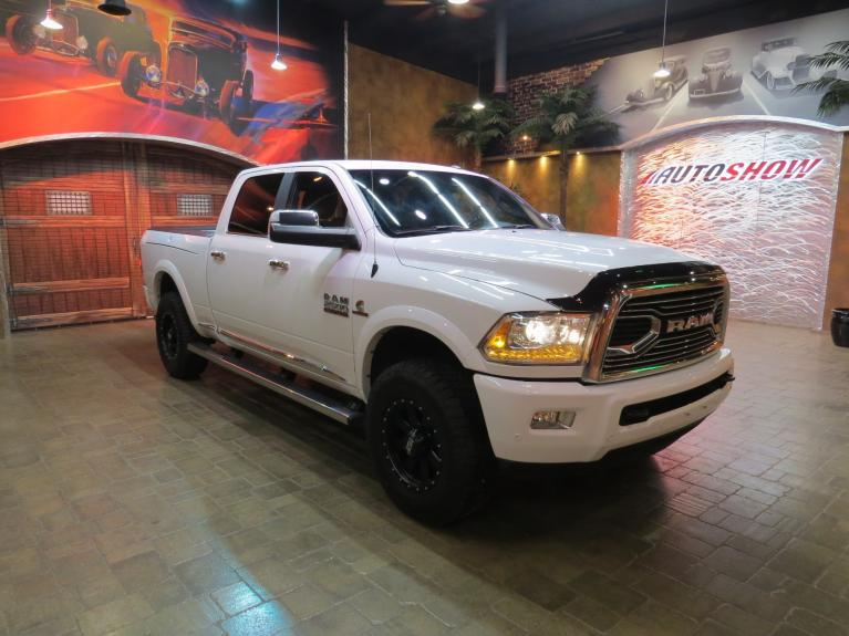 Used 2017 Ram 2500 Limited *Top of the Line Cummins Diesel!* for sale $59,800 at Auto Show Sales and Finance in Winnipeg MB R3Y 1G5 2
