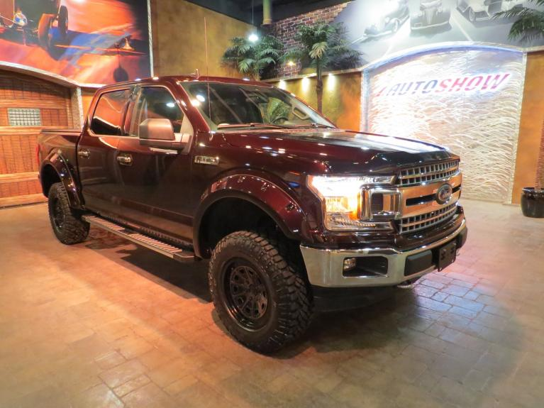 Used 2019 Ford F-150 XLT SuperCrew 5.5-ft. Bed 4WD for sale Call for price at Auto Show Sales and Finance in Winnipeg MB
