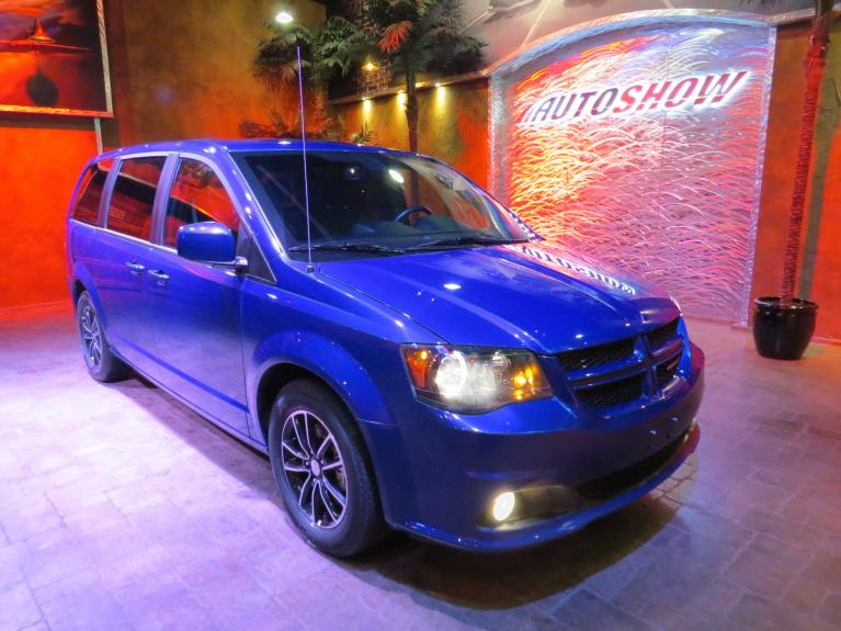 Used 2019 Dodge Grand Caravan Loaded GT, Htd Wheel & Lthr, Pwr Sliders! for sale $26,740 at Auto Show Sales and Finance in Winnipeg MB R3Y 1G5 2