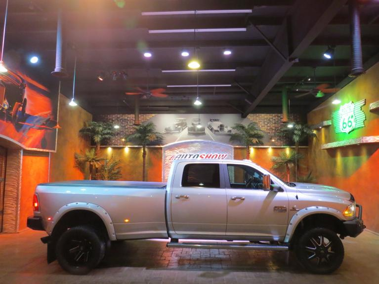 Used 2017 Ram 3500 Laramie Longhorn *LOADED Custom Dually!! * for sale $66,975 at Auto Show Sales and Finance in Winnipeg MB R3Y 1G5 2