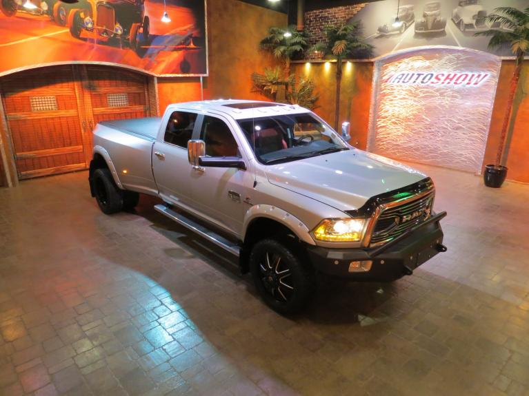 Used 2017 Ram 3500 Laramie Longhorn *LOADED Custom Dually!! * for sale $66,975 at Auto Show Sales and Finance in Winnipeg MB