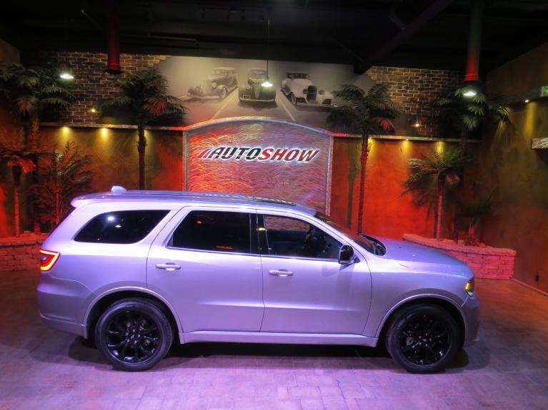 Used 2019 Dodge Durango GT AWD - DVD x2, S.Roof, Htd Lthr!! for sale $42,966 at Auto Show Sales and Finance in Winnipeg MB R3Y 1G5 2