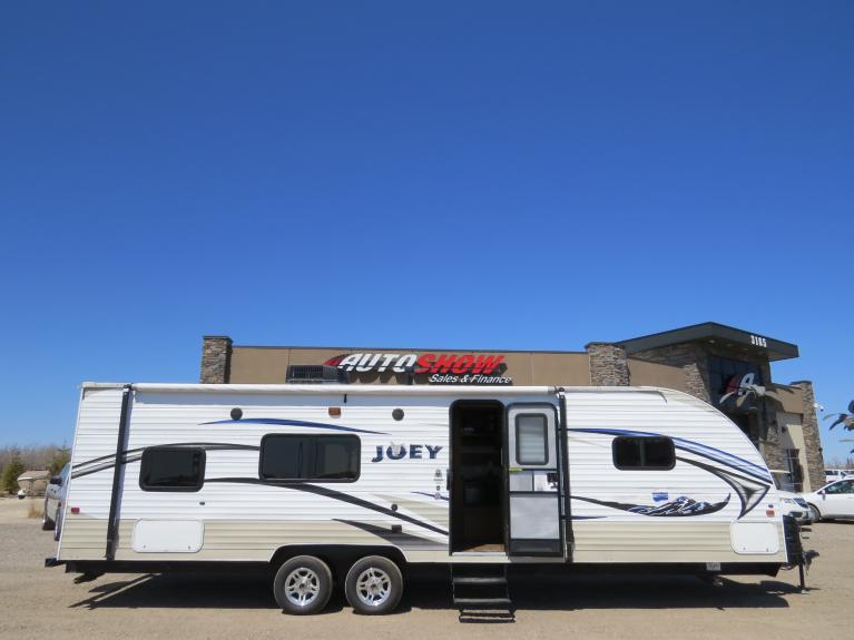 Used 2014 Skyline Weekender Joey 279 w/ Bunks, Slide-Out & Full Bath Tub! for sale $19,800 at Auto Show Sales and Finance in Winnipeg MB R3Y 1G5 2