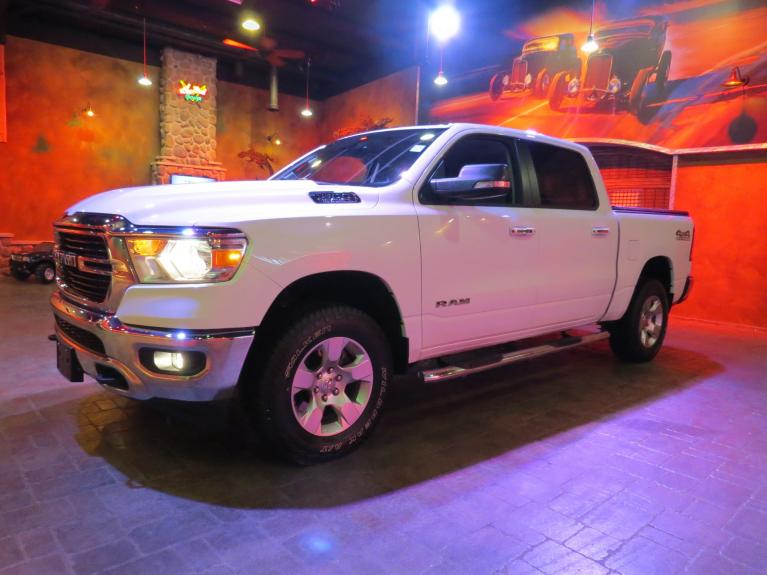 Used 2020 Ram 1500 Big Horn 4x4 Crew - Big Screen & Tow Pkg for sale $43,845 at Auto Show Sales and Finance in Winnipeg MB