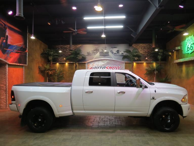 Used 2015 Ram 3500 Dually Laramie Sport - Huge Mega Cab Cummins!!! for sale Sold at Auto Show Sales and Finance in Winnipeg MB R3Y 1G5 2