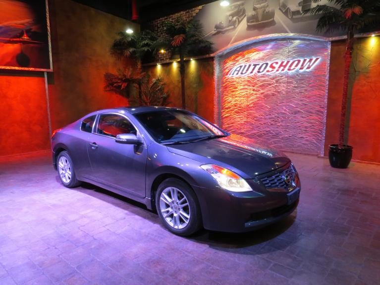 Used 2008 Nissan Altima SE *RARE V6 Coupe, Pwr S.Roof, Htd Seat* for sale Sold at Auto Show Sales and Finance in Winnipeg MB R3Y 1G5 2