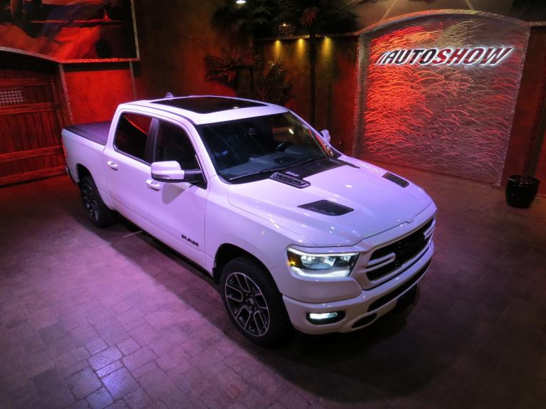 Used 2020 Ram 1500 Full Load Sport - XL Screen, Pano Roof, Htd Lthr!!! for sale $55,800 at Auto Show Sales and Finance in Winnipeg MB R3Y 1G5 1