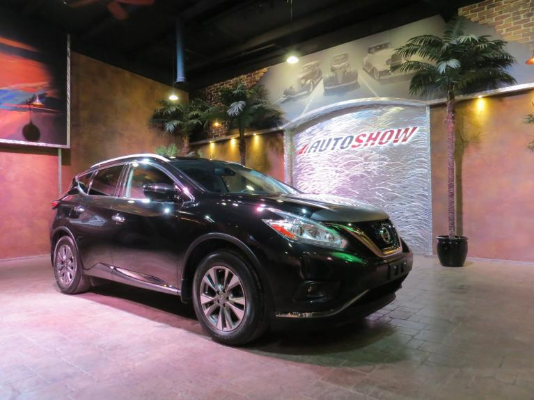 Used 2016 Nissan Murano SL AWD - Pano Roof, Htd Lthr, Navigation! for sale $23,661 at Auto Show Sales and Finance in Winnipeg MB R3Y 1G5 2