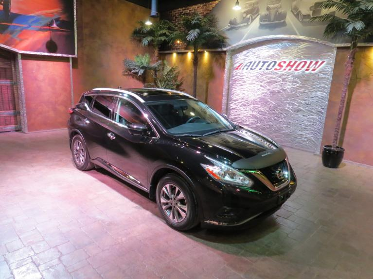 Used 2016 Nissan Murano SL AWD - Pano Roof, Htd Lthr, Navigation! for sale $23,661 at Auto Show Sales and Finance in Winnipeg MB R3Y 1G5 1