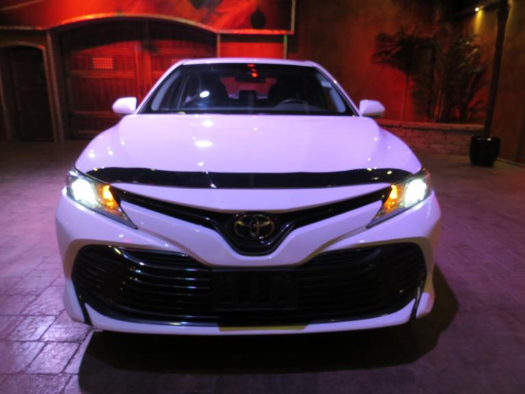 Used 2018 Toyota Camry LE *New Generation! Htd Seats, Safety Sense* for sale $20,775 at Auto Show Sales and Finance in Winnipeg MB R3Y 1G5 2