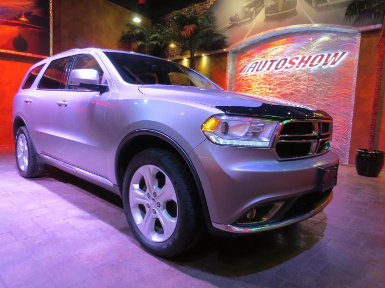 Used 2016 Dodge Durango Limited 4x4 - S.Roof, Htd Lthr Front & Rear! for sale $25,875 at Auto Show Sales and Finance in Winnipeg MB R3Y 1G5 2