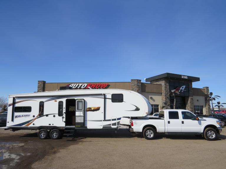 Used 2014 Ford Super Duty F-250 *Truck & Trailer COMBO! w/ 2012 SKYLINE 32RKS* for sale $56,400 at Auto Show Sales and Finance in Winnipeg MB R3Y 1G5 2