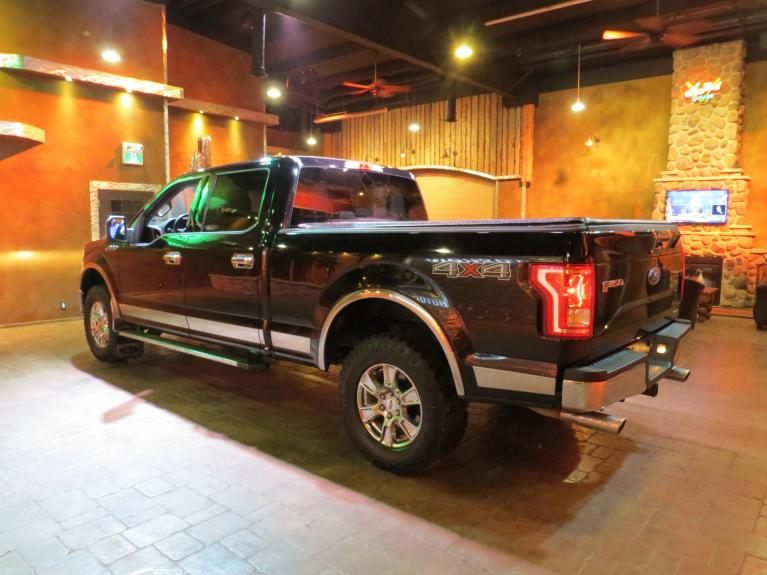 Used 2016 Ford F-150 5.0L Crew w/ 6.5-ft. Bed & Custom Exhaust! for sale $26,600 at Auto Show Sales and Finance in Winnipeg MB R3Y 1G5 2