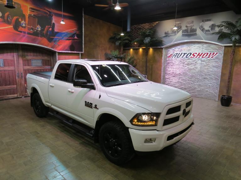 Used 2017 Ram 2500 Laramie *LOADED CUMMINS SPORT* for sale Sold at Auto Show Sales and Finance in Winnipeg MB R3Y 1G5 1