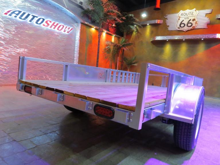 New 2019 Metal Valley Manufacturing Galvanized Steel Trailer New!  5 X 10 w/ Electrical and 3500 lbs. Rear Axle! for sale $1,699 at Auto Show Sales and Finance in Winnipeg MB R3Y 1G5 2