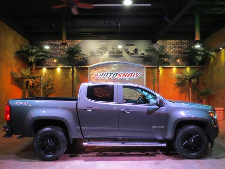 Used 2016 Chevrolet Colorado Sharp Upgraded V6 4x4 Crew!! for sale Sold at Auto Show Sales and Finance in Winnipeg MB R3Y 1G5 2