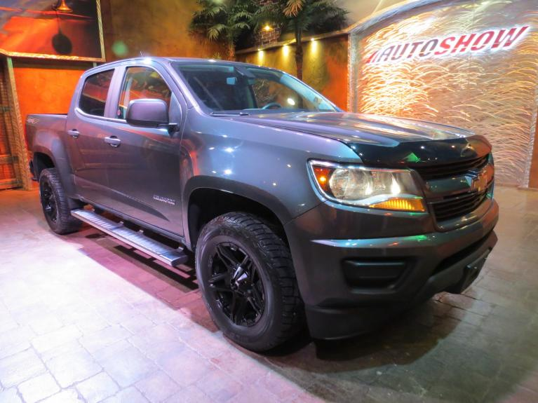Used 2016 Chevrolet Colorado Sharp Upgraded V6 4x4 Crew!! for sale Sold at Auto Show Sales and Finance in Winnipeg MB R3Y 1G5 1