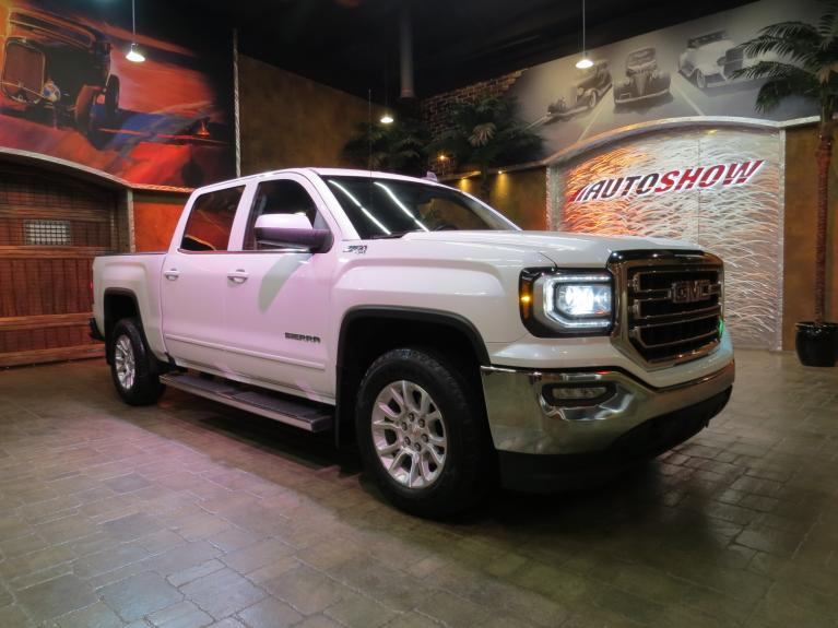 Used 2018 GMC Sierra 1500 Z71 OFF ROAD *Htd Seats, Tow Pkg, Wifi* for sale $36,600 at Auto Show Sales and Finance in Winnipeg MB