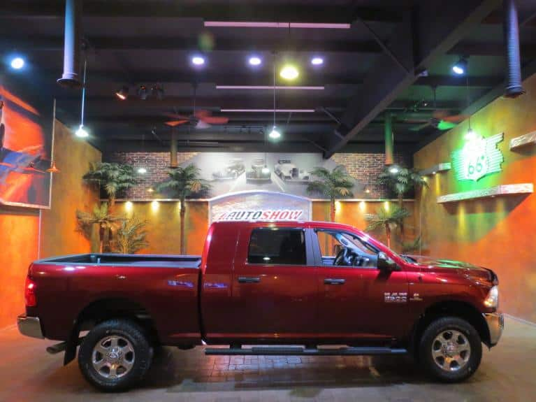 Used 2017 Ram 2500 Mega Cab Cummins - Htd Seats & Wheel! for sale $56,600 at Auto Show Sales and Finance in Winnipeg MB