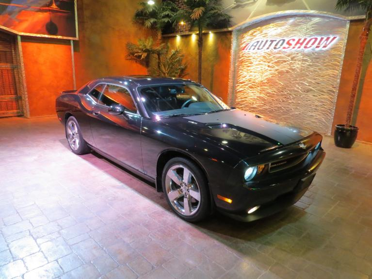 Used 2010 Dodge Challenger R/T *HEMI, Htd Lthr, S.Roof, Low Low  K!* for sale $25,600 at Auto Show Sales and Finance in Winnipeg MB