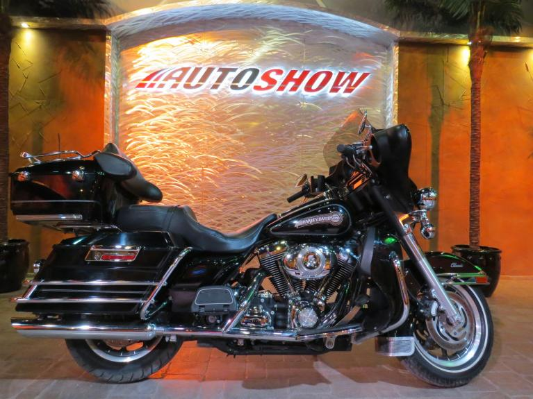 Used 2007 HARLEY DAVIDSON FLHTC Electra Glide Classic *Stunning Local Bagger!* for sale $13,800 at Auto Show Sales and Finance in Winnipeg MB