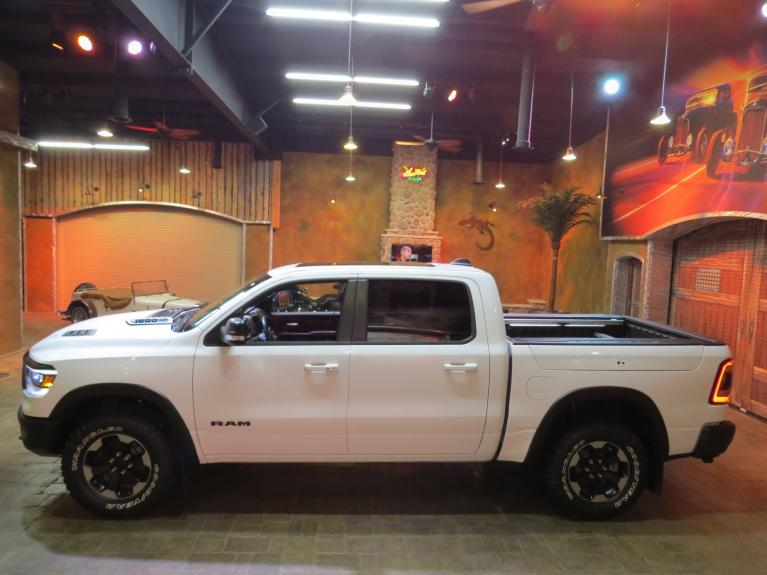 Used 2020 Ram 1500 Rebel *Pano Roof, Bilstein Shocks, XL Screen* for sale $56,600 at Auto Show Sales and Finance in Winnipeg MB R3Y 1G5 2