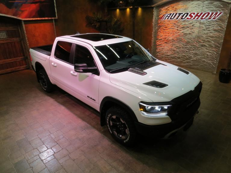 Used 2020 Ram 1500 Rebel *Pano Roof, Bilstein Shocks, XL Screen* for sale $56,600 at Auto Show Sales and Finance in Winnipeg MB