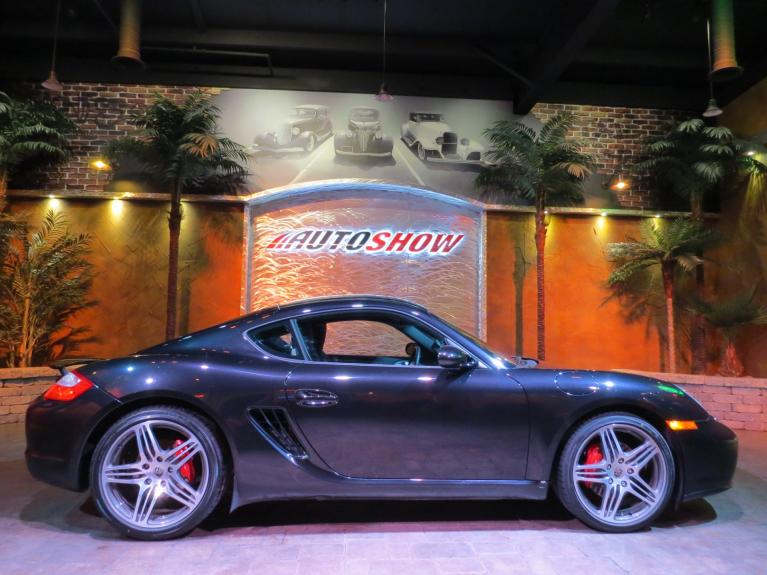 Used 2008 Porsche Cayman S - Ultra low Kms and Like New! for sale $43,600 at Auto Show Sales and Finance in Winnipeg MB R3Y 1G5 2