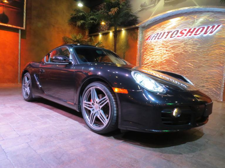 Used 2008 Porsche Cayman S - Ultra low Kms and Like New! for sale $43,600 at Auto Show Sales and Finance in Winnipeg MB