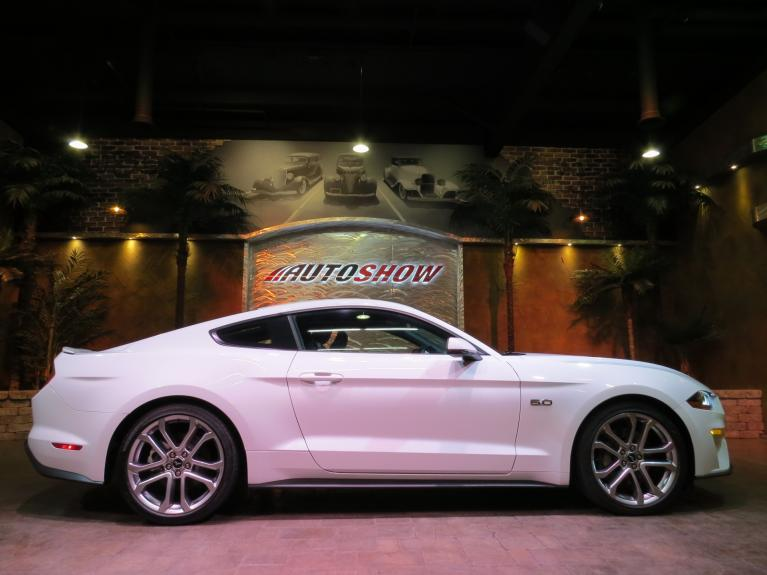 Used 2019 Ford Mustang GT Premium 401A - AS NEW!! for sale $42,800 at Auto Show Sales and Finance in Winnipeg MB R3Y 1G5 2