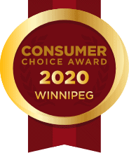 Consumer Choice Award 2020 Winnipeg