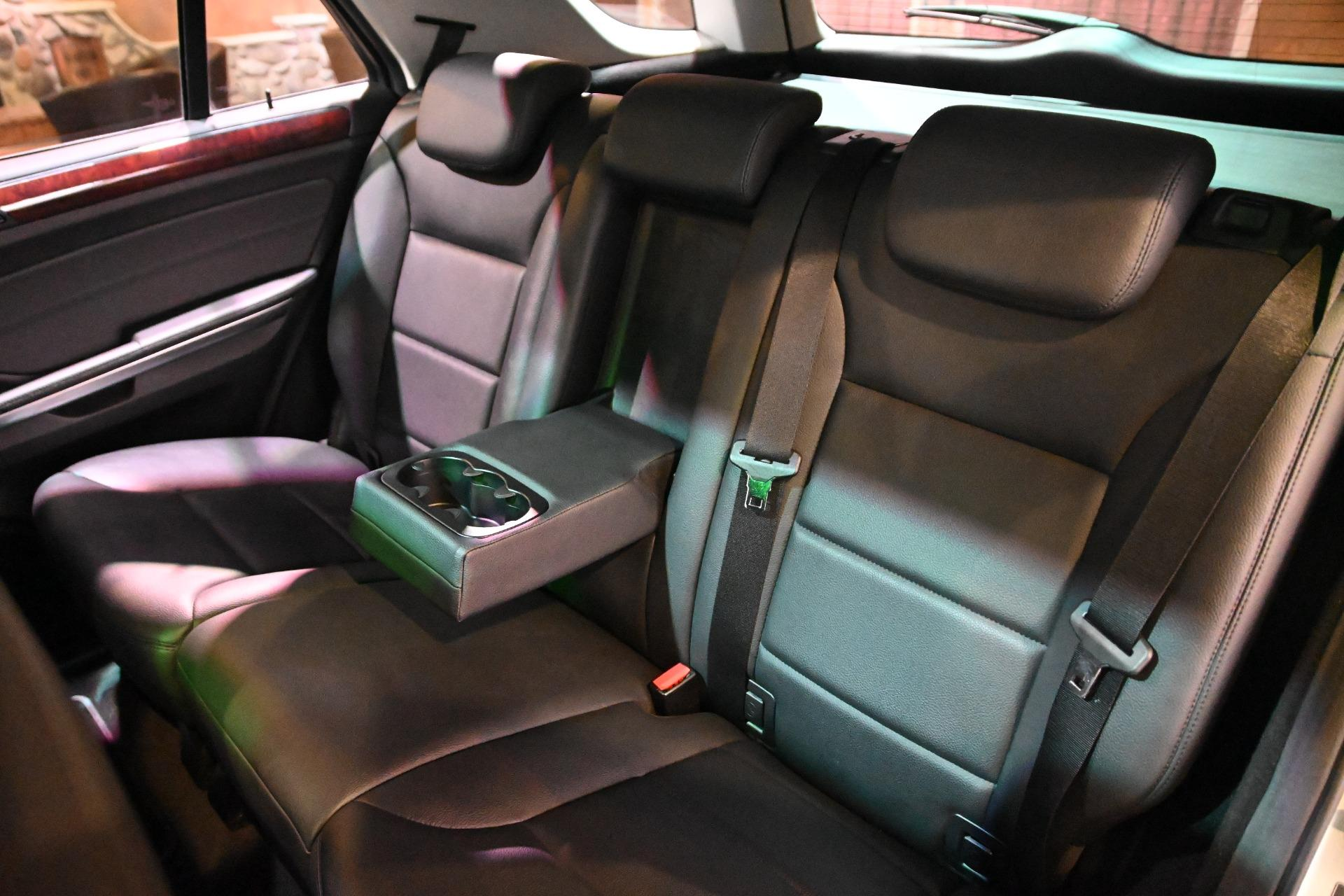 used 2009 Mercedes-Benz M-Class car, priced at $17,900