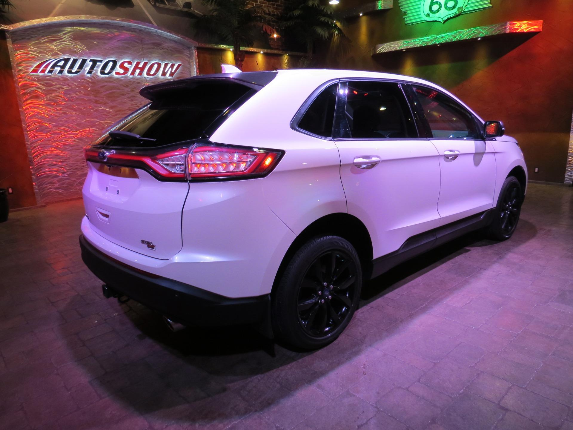 used 2018 Ford Edge car, priced at $32,790